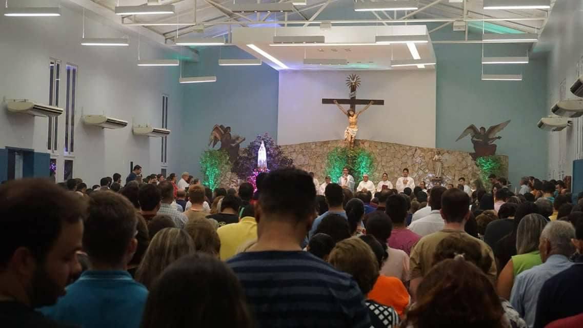 FESTA DA PADROEIRA 2017 – MOMENTOS DE EVANGELIZAÇÃO E AMIZADE