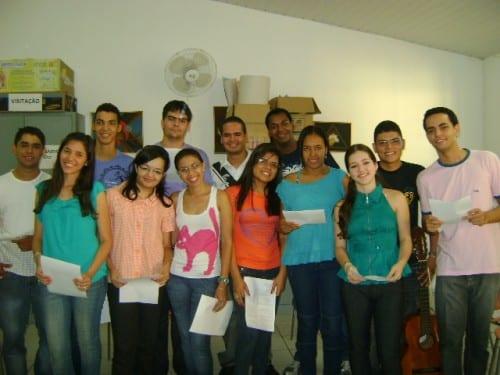 Dia Nacional da Juventude – PJ Fátima