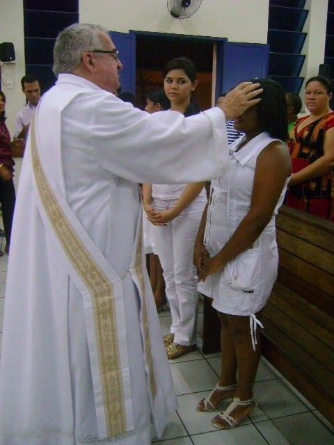 Batismo – Jovens