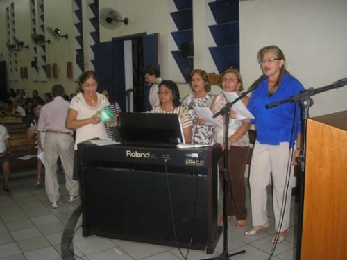 Confraternização dos Dizimistas da Paróquia de Fátima