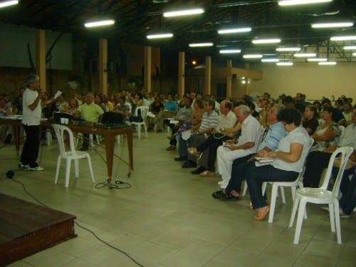 Assembléia das Pastorais