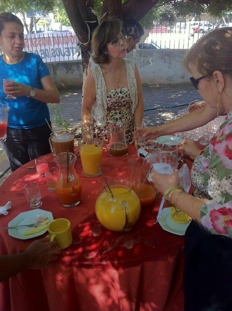 Festa da Padroeira – 6ª Noite e Café da Manhã