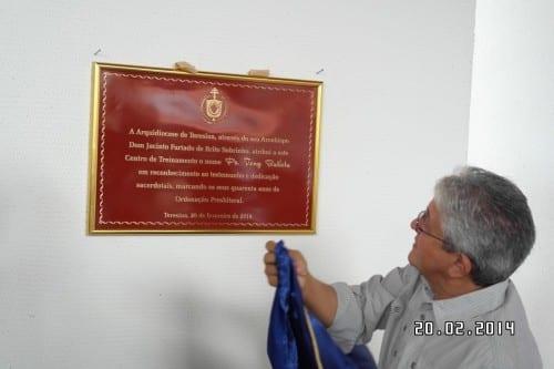 Homenagem da Arquidiocese pelos 40 anos de Pe. Tony