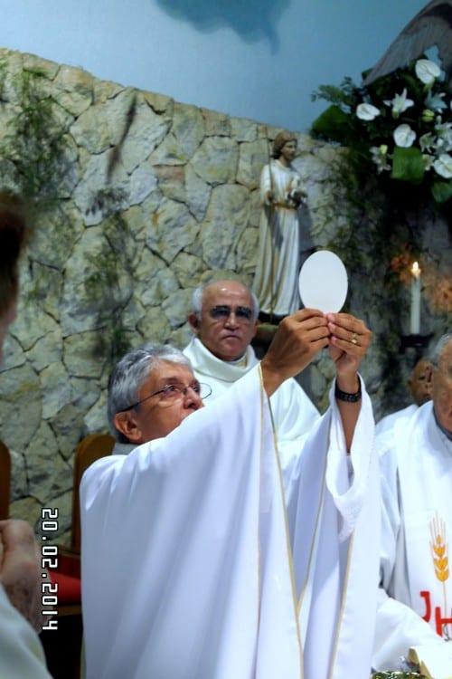 Missa de 40 Anos de Ordenação do Pe. Tony Batista