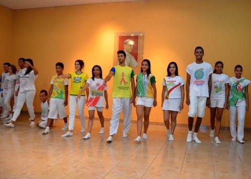 Lançamento da Caminhada da Fraternidade 2014