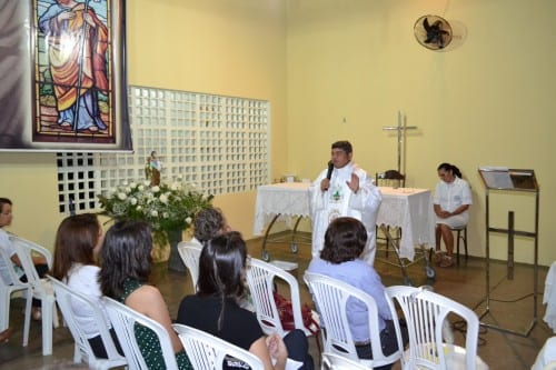 Tríduo São José no Lar de Misericórdia