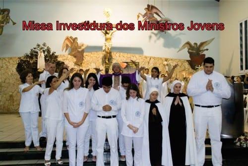 Investidura Ministros Jovens