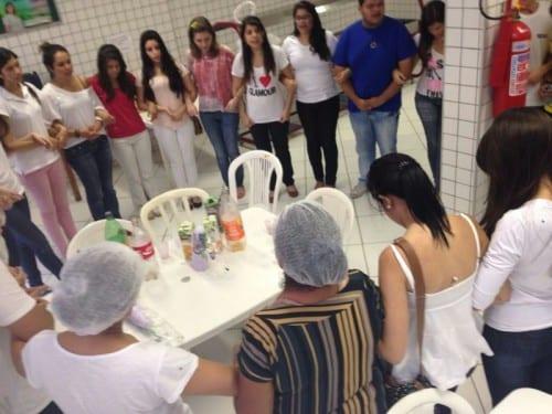 Ação Páscoa – Pastoral da Juventude