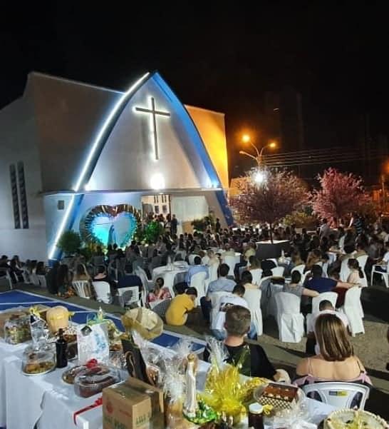 Confira como foi a 3ª noite da Festa da Padroeira