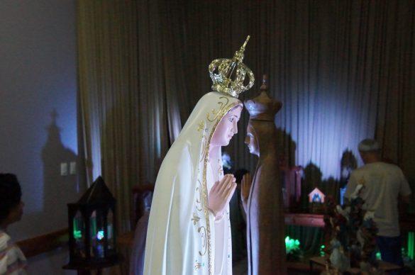 Confira como foi a primeira noite dos festejos de Nossa Senhora de Fátima