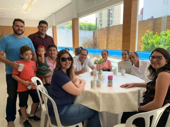 Café com Maria movimenta paróquia no dia da Imaculada Conceição